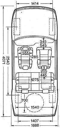 Los GTi de la nueva generación.CITROËN ZX 16 V.MV006