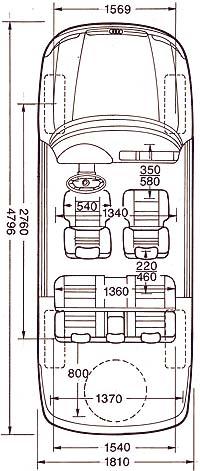 AUDI A6 2.8 V6 QUATTRO. ficha tecnica.MV019