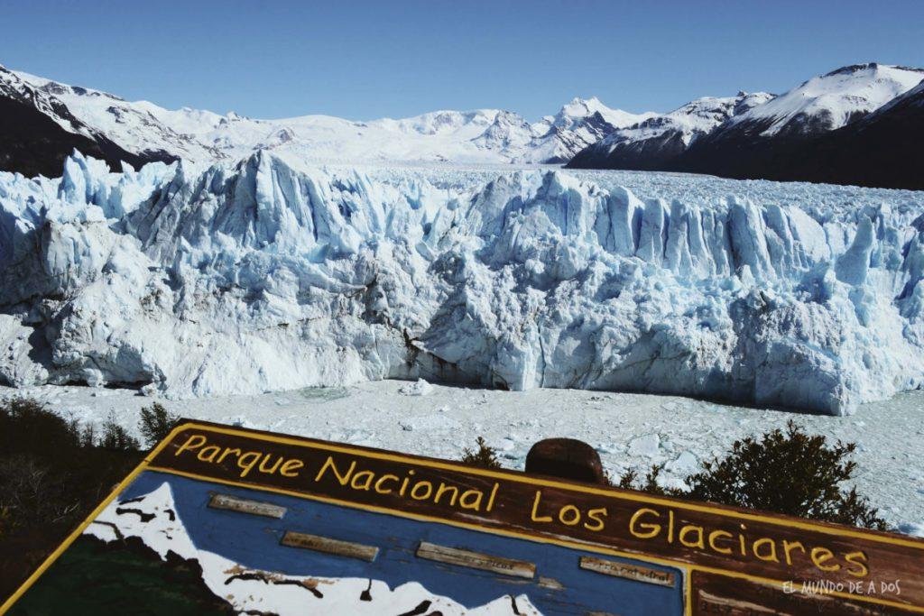 Parque Nacional Los Glaciares. Viajar a El Calafate