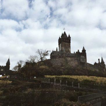 Cochem y su castillo guardián