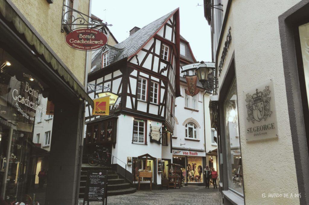 Expresionismo alemán. Cochem