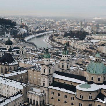 Salzburgo en un día: caminando por la ciudad de la sal