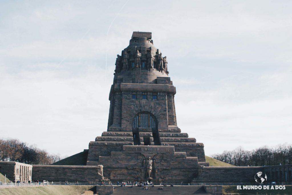 Völkerschlachtdenkmal. Que ver en Leipzig