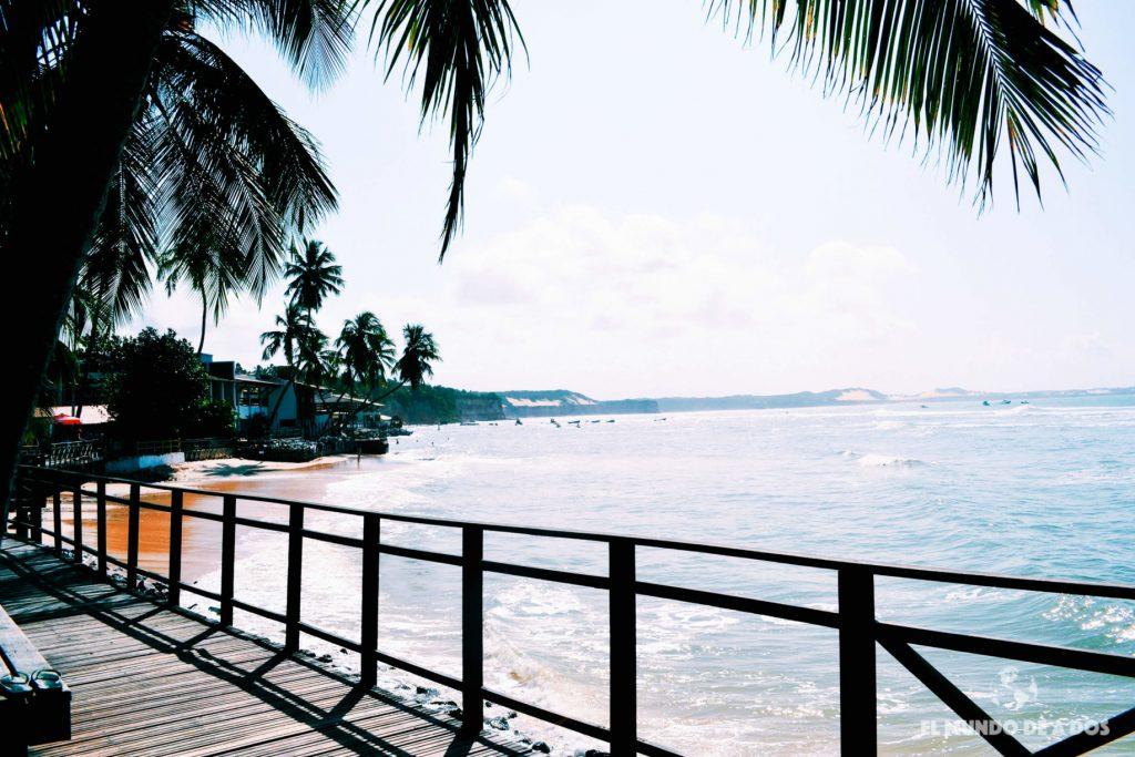 Playa del Centro. Playas de Pipa