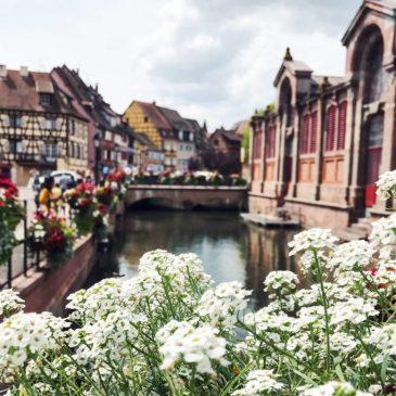 Caminamos por Colmar, Francia. El pueblo medieval más pintoresco de Europa.
