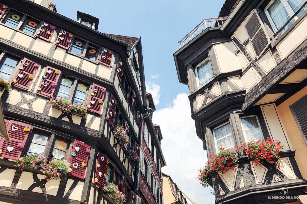 Old town. Que ver en Colmar Francia