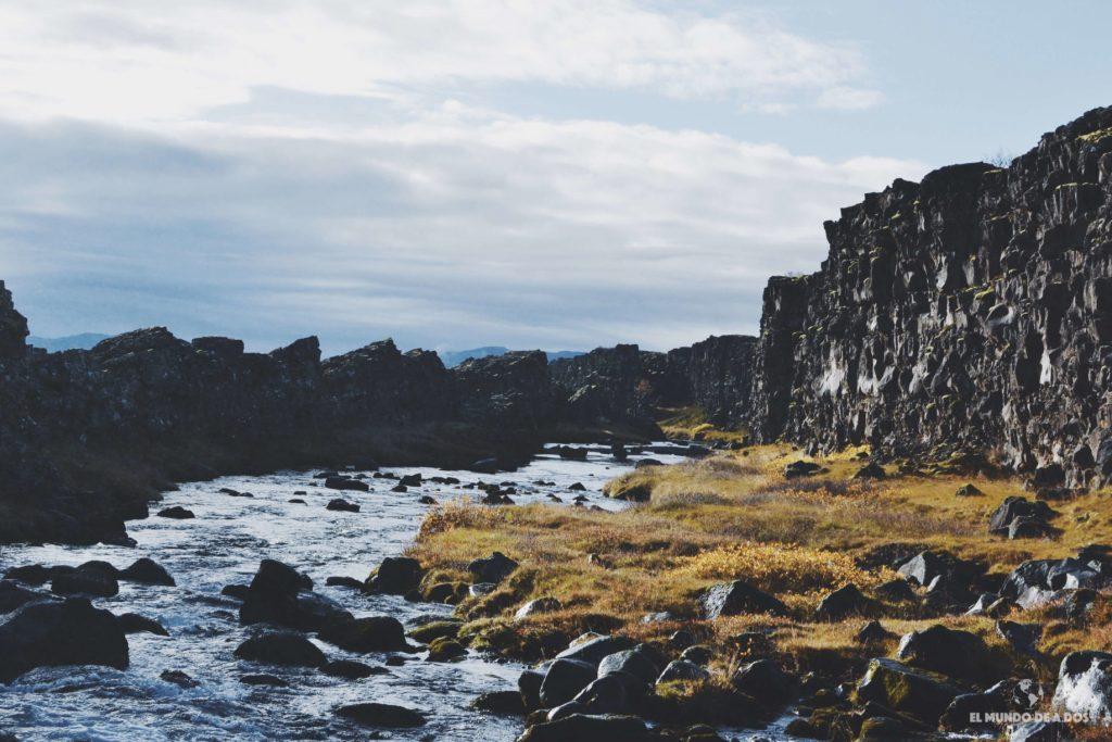 Parque Nacional Thingvellir. Ruta por Islandia en 10 días