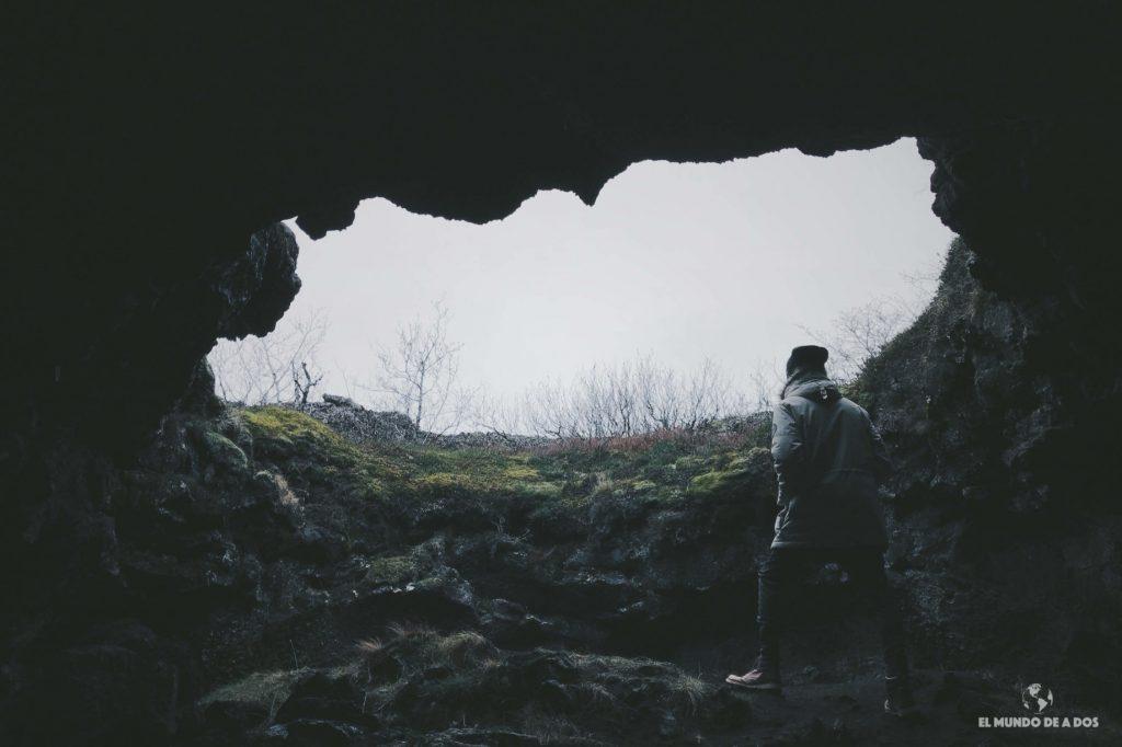 Laberinto de lava. Ruta por Islandia en 10 días