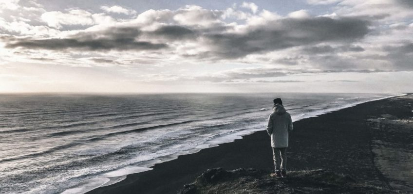 Vista de Islandia. Cosas que aprendí viviendo en el exterior.