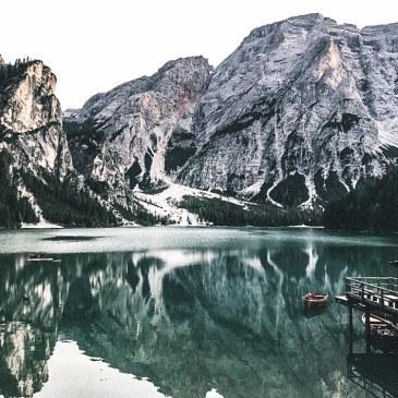 ¿El Lago di Braies perdió su magia?