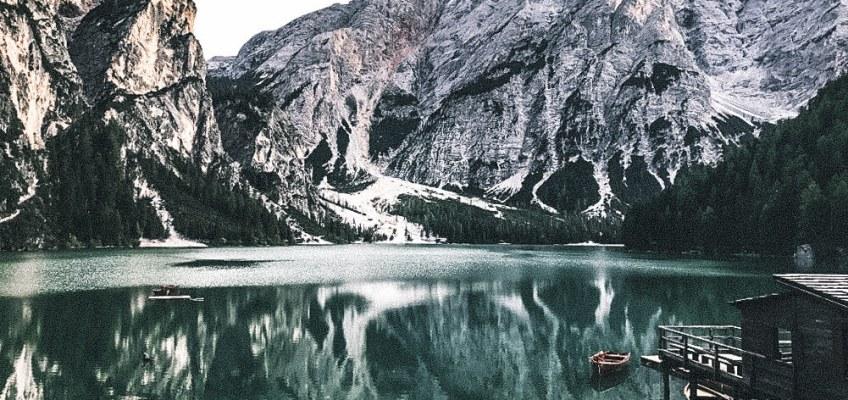 La hora mágica del Lago di Braies