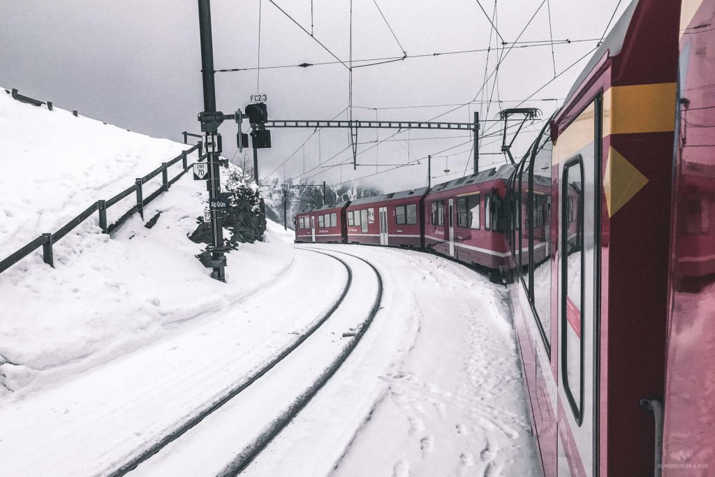 Guía para Viajar en tren por Europa. Datos, consejos y ejemplos prácticos.