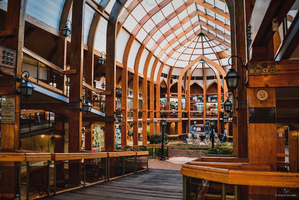 Shopping galerías del sol. Que hacer en Bariloche con lluvia