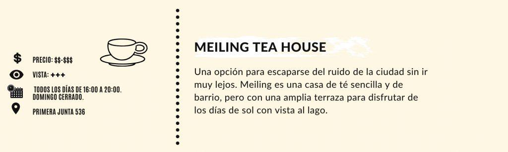 Meiling - Cuadro resumen