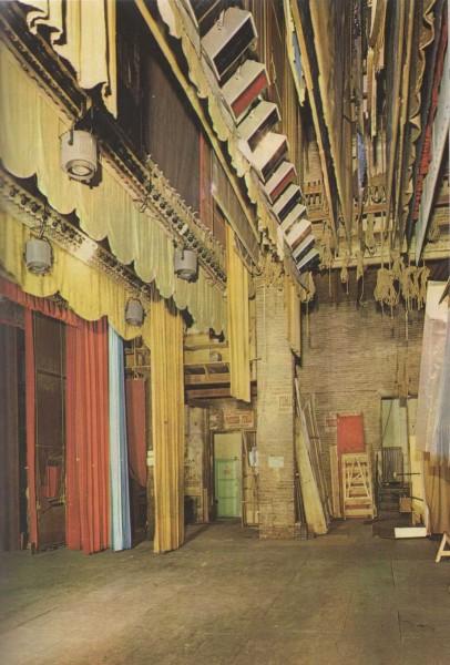 Cuerdas e hilos para espectáculos