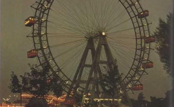 La gran noria de Viena