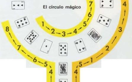 Magia con cartas