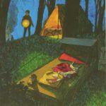 Utensilios para acampar