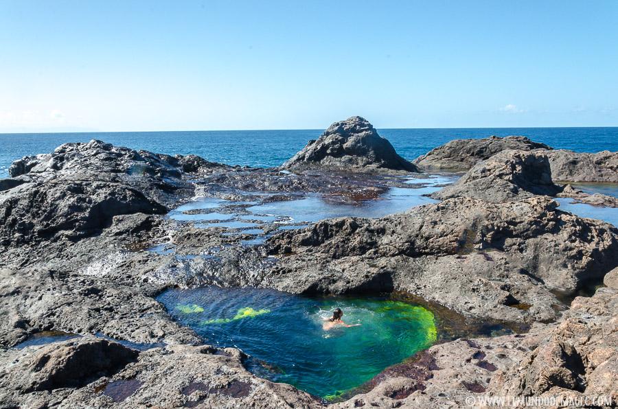 7 piscinas naturales del norte de gran canaria 2 playas v rgenes el mundo de magec - Piscinas naturales galdar ...