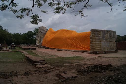 Ayutthaya y sus templos