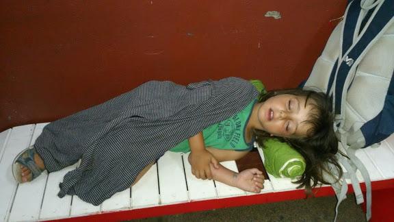 Koh Phangan. Cinco horas de retraso en el tren y consejos para evitarlo