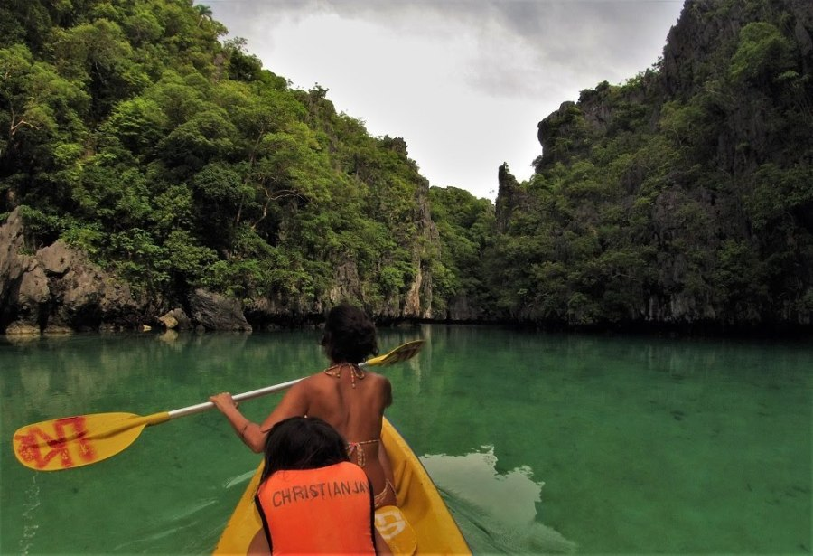 El Nido Filipinas -Small Lagoon