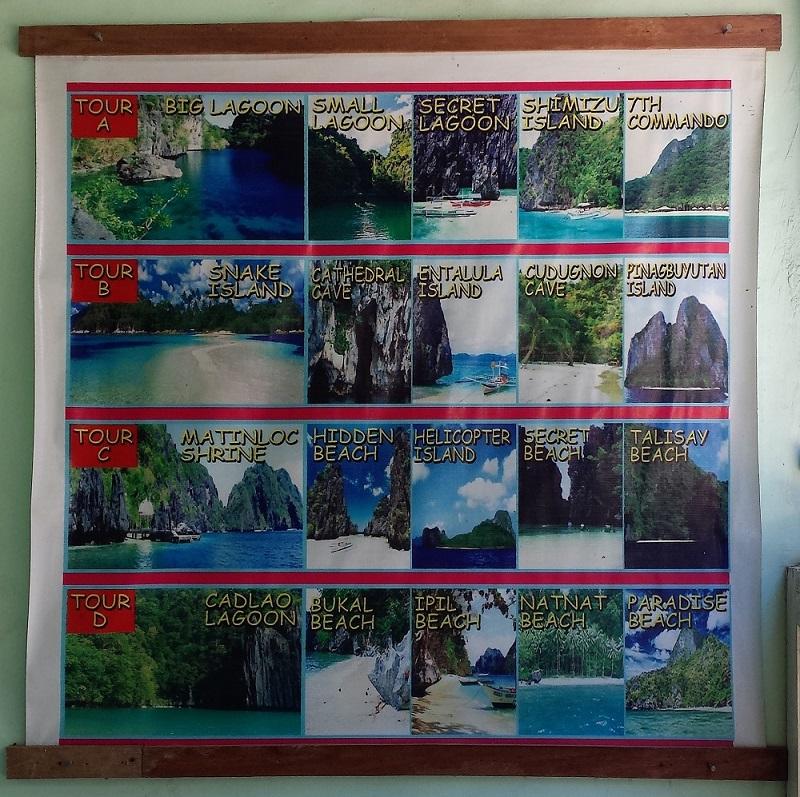 El Nido Filipinas Tours Island Hopping