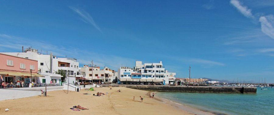 Playas del norte de Fuerteventura -Corralejo