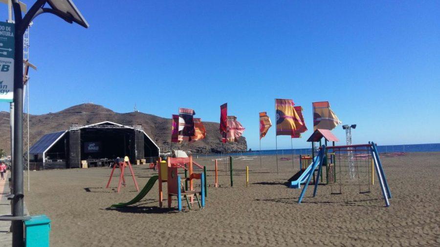 Playas del norte de Fuerteventura - Womad