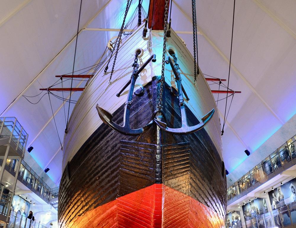 Museos de Oslo - Museo del Fram en Oslo