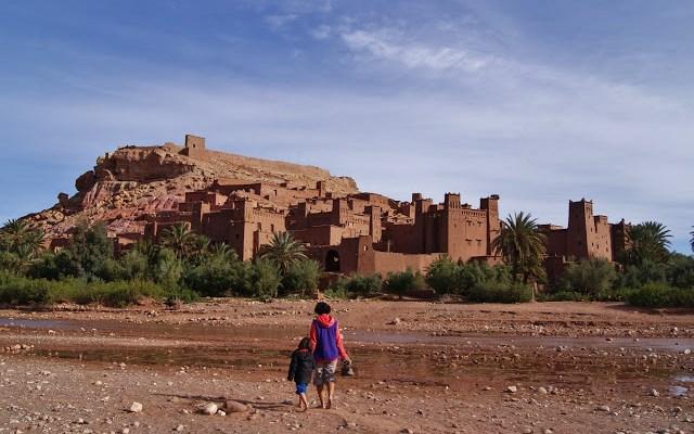 Ruta de Marrakech a Ouarzazate y Ait Ben Haddou
