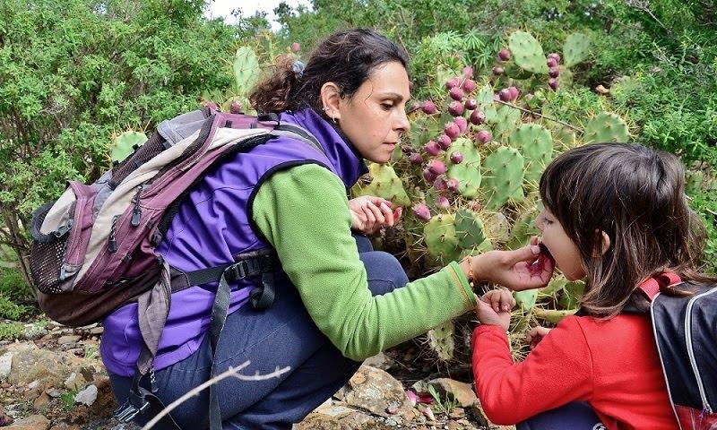 Senderismo con niños en Gran Canaria