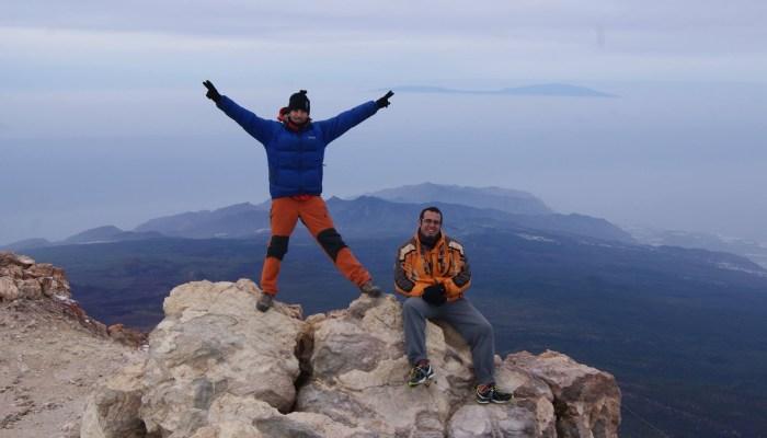 Turismo Activo en Canarias. Parte 2