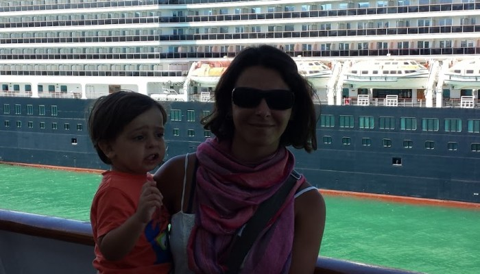 Crucero por el Mediterranio de Pullmantur con niños