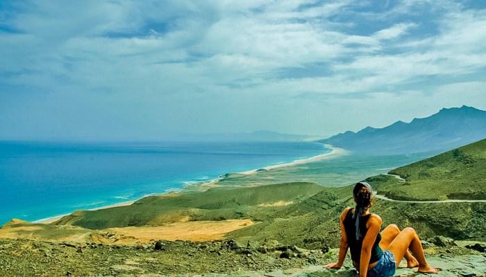 Escapadas para el puente - Cofete en Fuerteventura