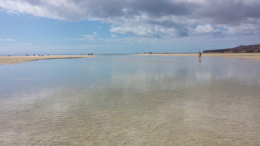 mejores playas de Fuerteventura - Playa de Barca