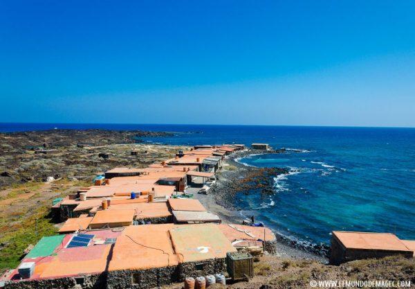 Playa de Jacomar - Techos camuflados
