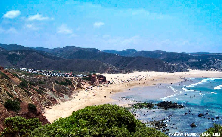 Playas del Alentejo - Playa de Amado