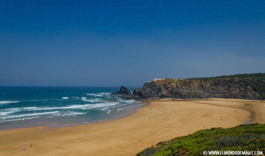 Playas del Alentejo - Playa de Odeceixe