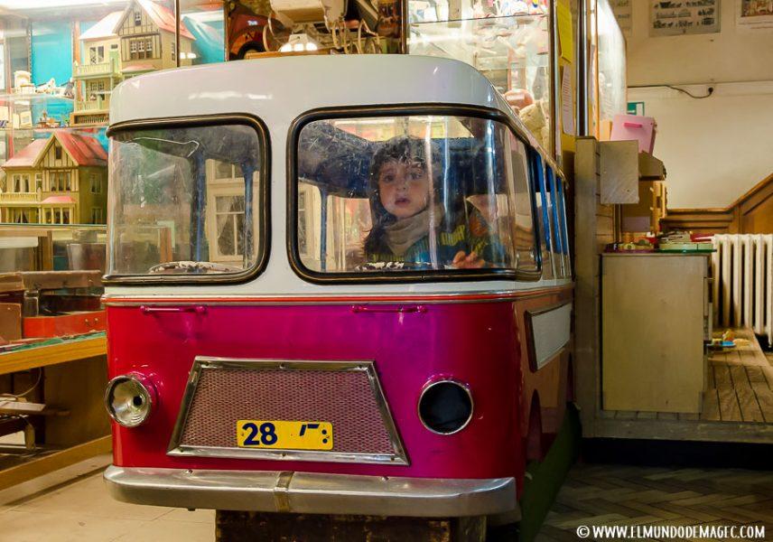 Que ver en Bruselas en dos días - Museo del juguete de Bruselas