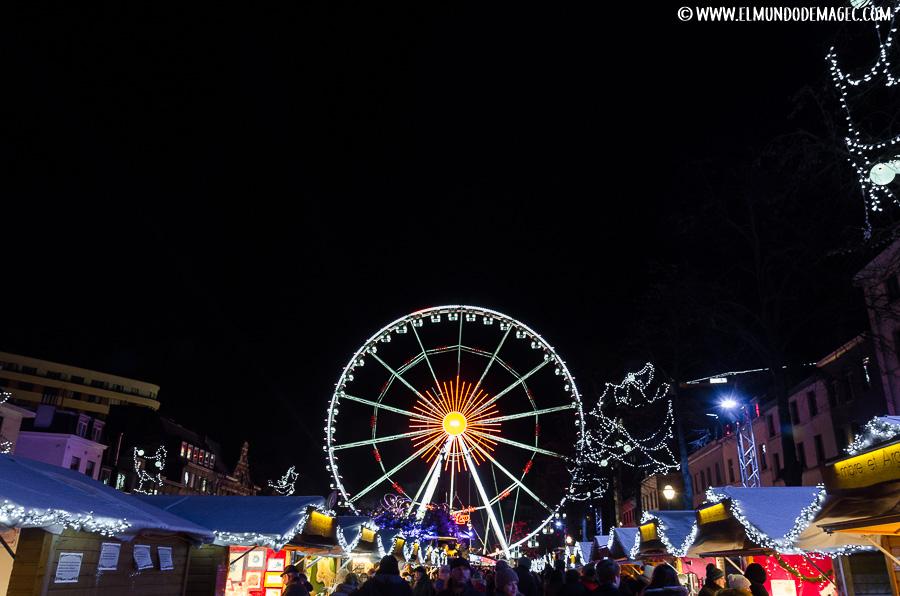 Mercados navideños de Bruselas
