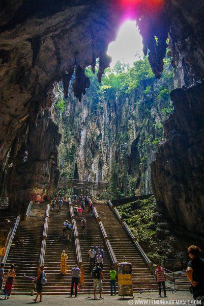 Que ver en Kuala Lumpur - Batu Caves