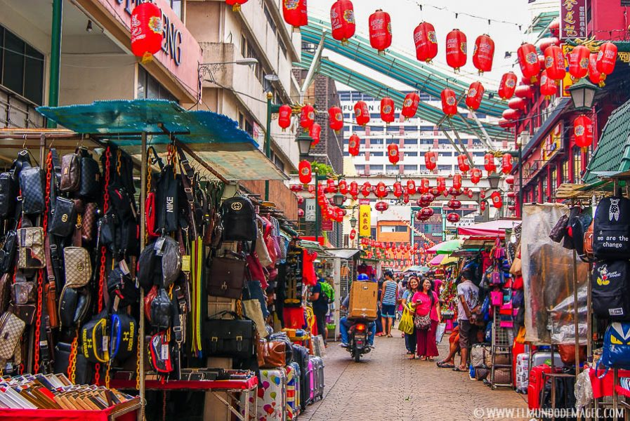Que ver en Kuala Lumpur - China Town