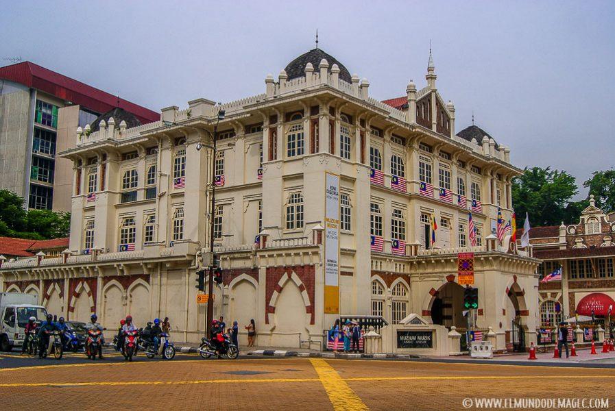Que ver en Kuala Lumpur - Plaza de Merdeka