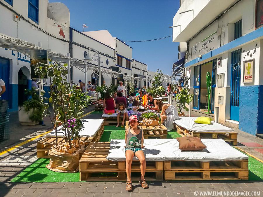 Planes en Gran Canaria con niños - Agaete Chill Out