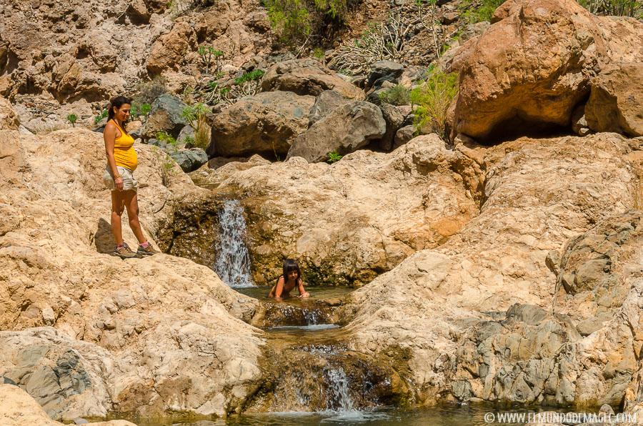 Planes en Gran Canaria con niños - Barranco del Berriel