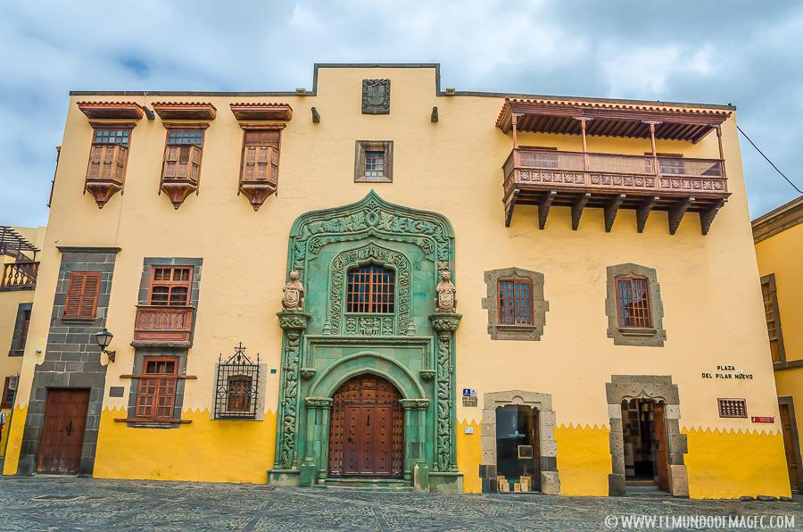Planes en Gran Canaria con niños - Casa Museo de Colón