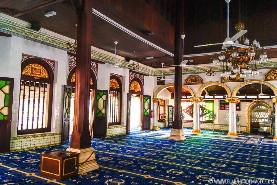 Mezquita de Melaka