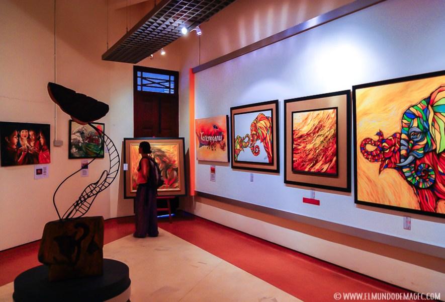 Galería de arte de Melaka