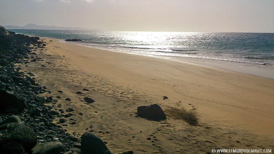 mejores playas de Fuerteventura - Playa de los Canarios